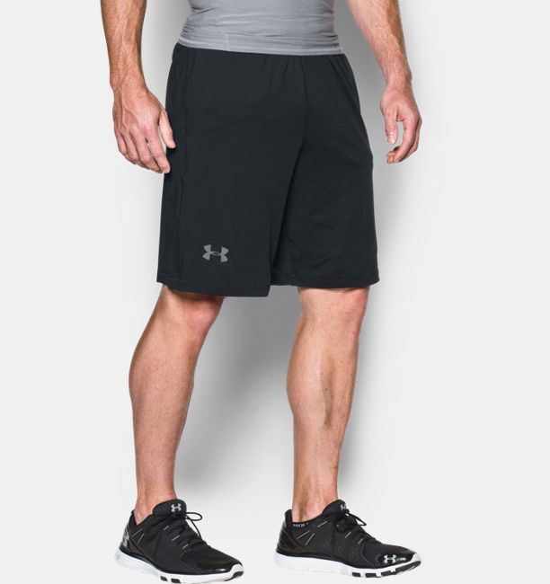 best sneakers aec85 f6c38 Under Armour Pocketed Raid Short